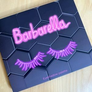 New beebeauty London Barbarella Eyeshadow Palette